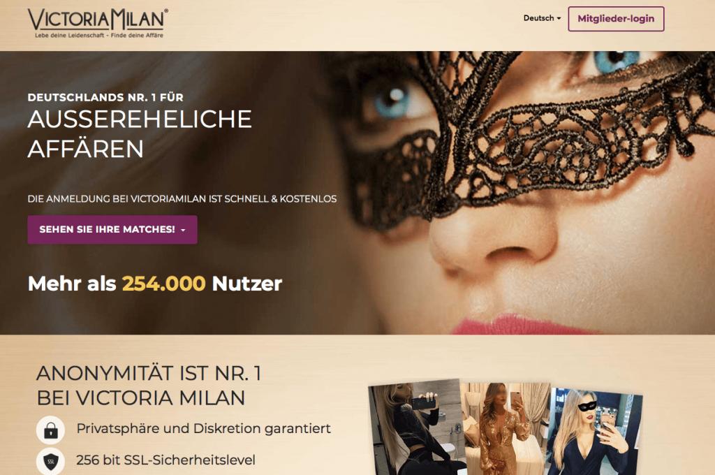 Victoria Milan Screenshot