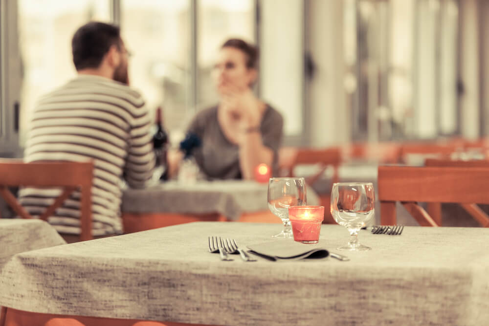 Date im Restaurant