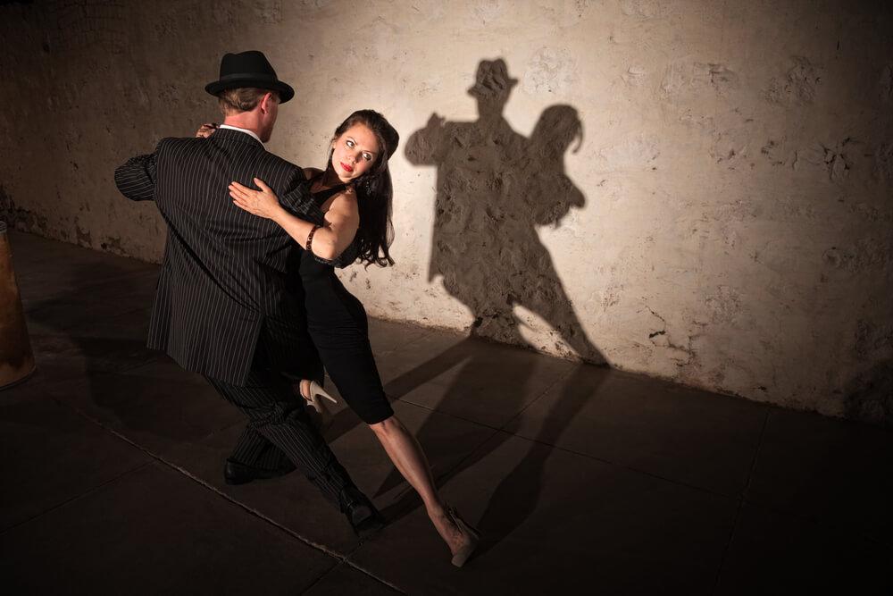 Tango Tänzer