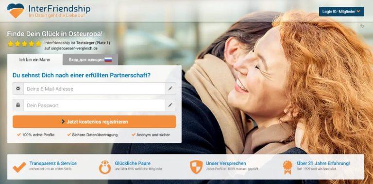 Dating-sites schließen sich an